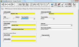 Scheramta 1 - Software per gare d'appalto